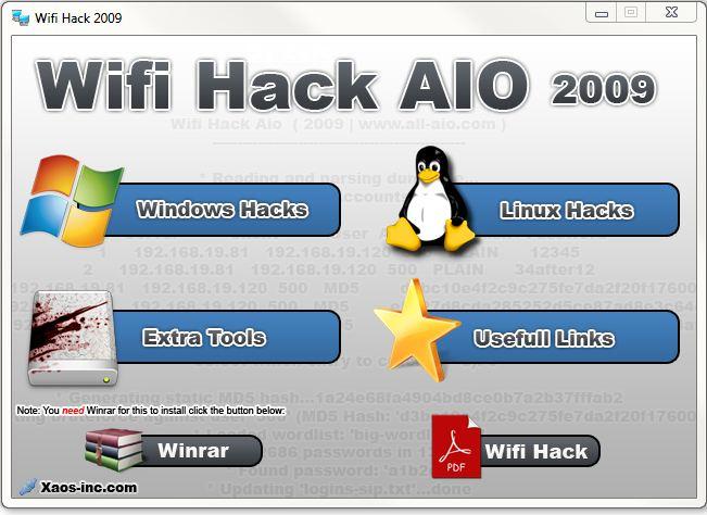 У нас Вы можете скачать бесплатно программу для взлома wi-fi сетей без.